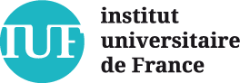 Nomination à l'Institut Universitaire de France