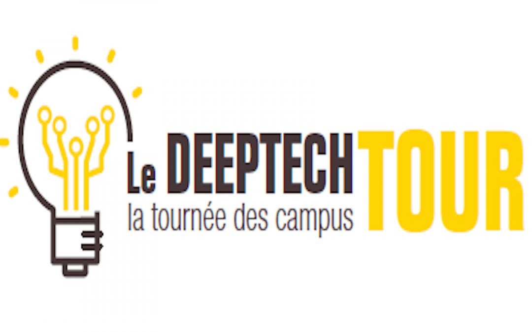 UP accueille le Deeptech Tour