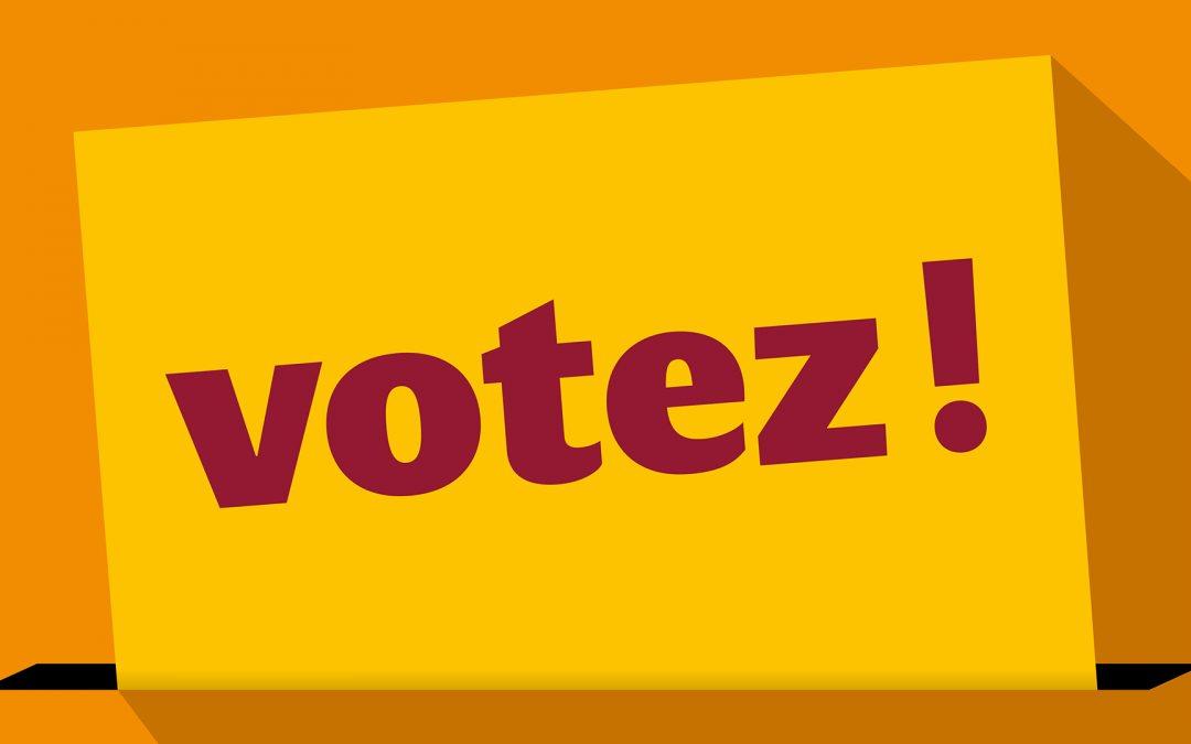 Elections des Conseils Centraux, Facultaires et des Conseils de Gestion des Composantes Internes, du 12 au 15 avril 2021